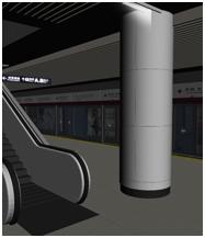 地铁大面积停电